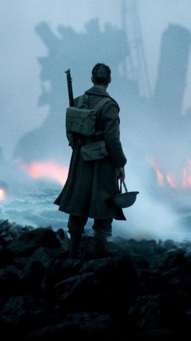 Dunkirk 2017 Movie Wallpaper 1080x1920 380x676