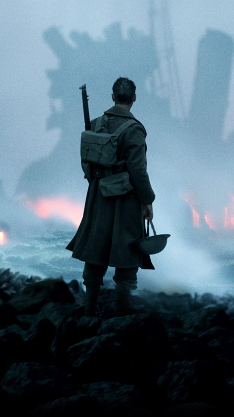 Dunkirk 2017 Movie Wallpaper 1080x1920 768x1365