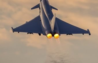 Eurofighter Typhoon Hd 8r Wallpaper 2160x3840 340x220