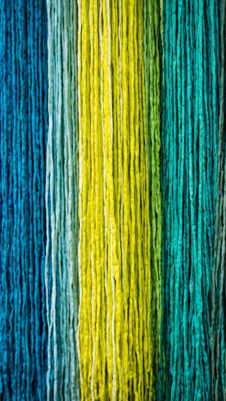Fabric Texture Multicolored Wallpaper 2160x3840 768x1365
