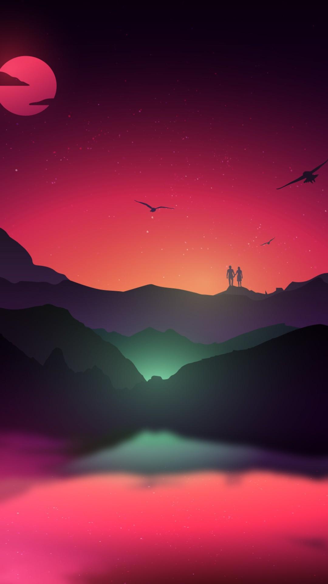 Fantasy Landscape Dk Wallpaper