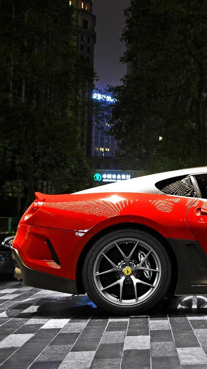 Ferrari 599 Wallpaper 720x1280