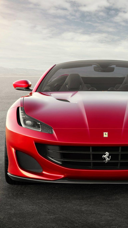 Car Wallpaper Windows 7: Ferrari Portofino 2017 9l Wallpaper