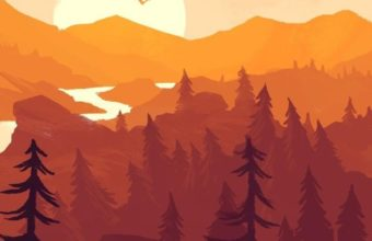 Firewatch Game Wallpaper 720x1280 340x220