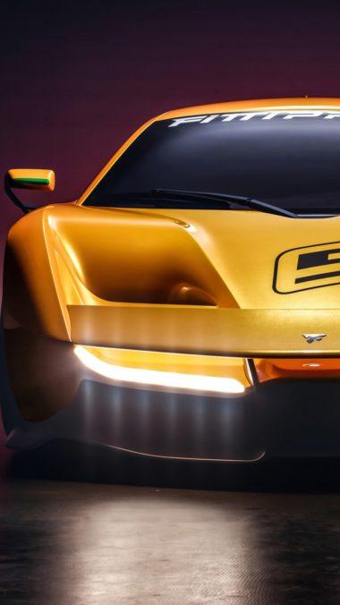 Fittipaldi E47 Vision Gran Turismo Ns Wallpaper 1080x1920 380x676