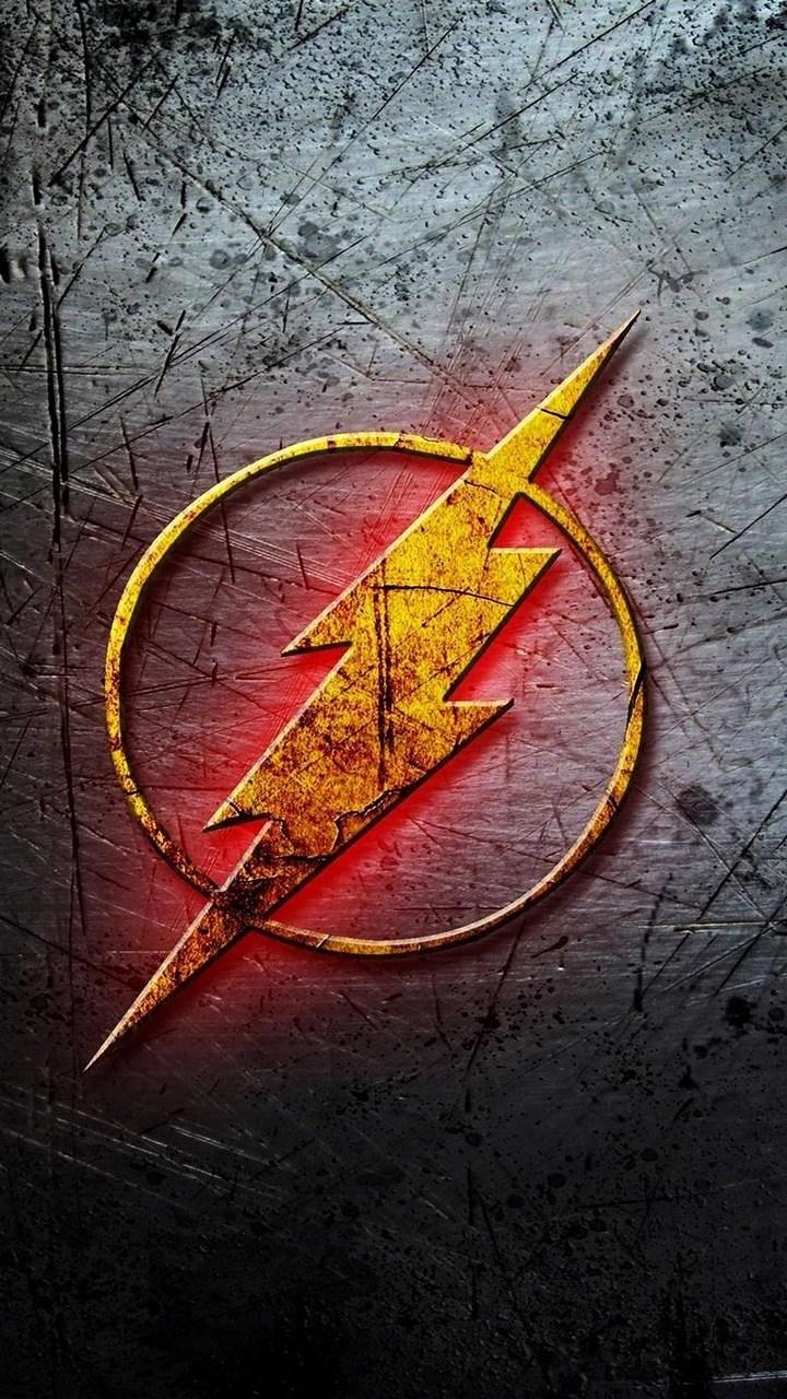 Flash Logo Dc Comic Wallpaper 720x1280