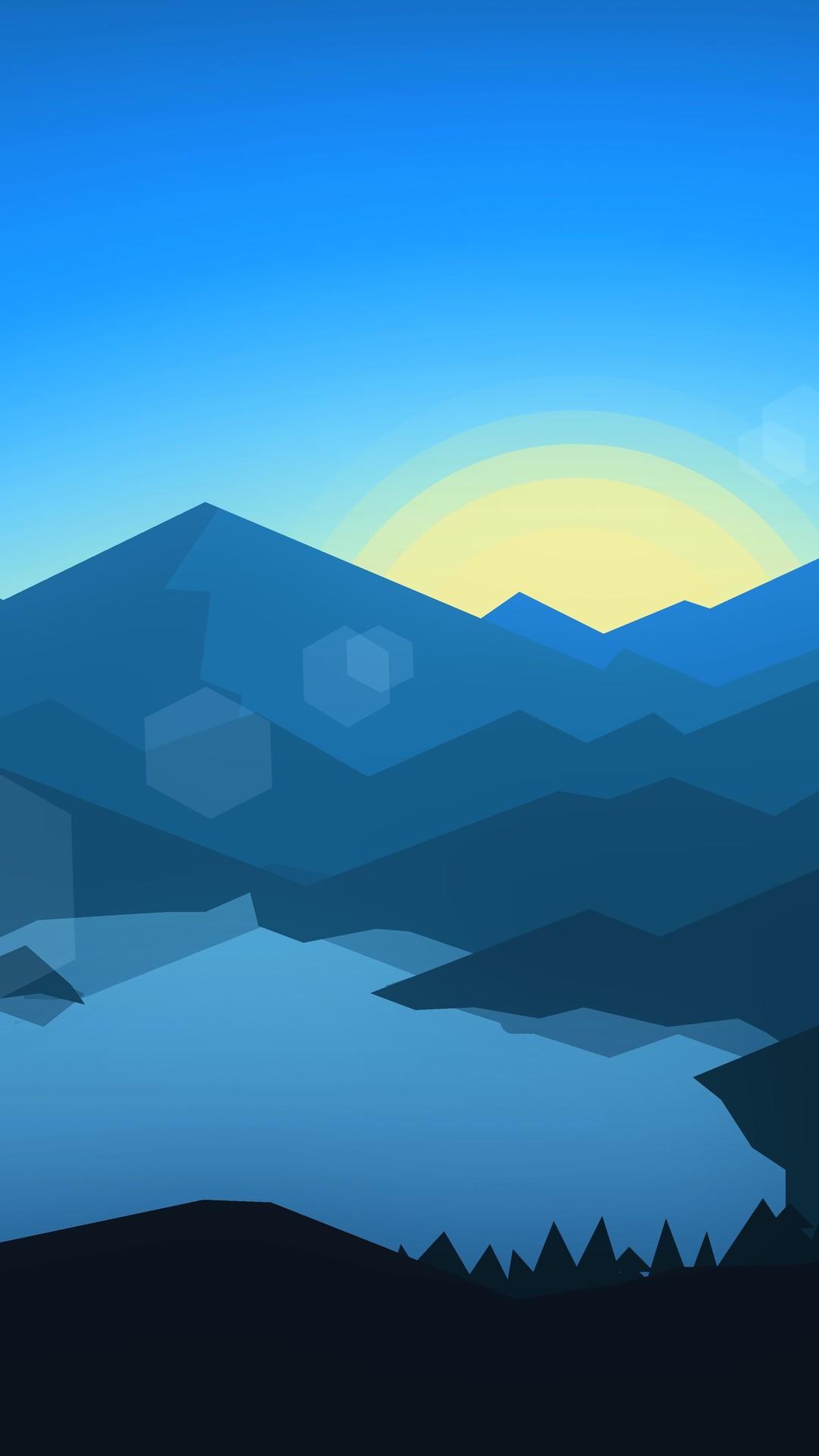 Must see Wallpaper Mountain Nokia - Forest-Mountains-Sunset-Cool-Weather-Minimalism-Yn-Wallpaper-1080x1920  Snapshot_174863.jpg