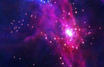 Galaxy Colors Wallpaper 1080x2160 340x220