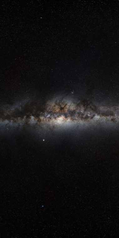 Galaxy View Wallpaper 1080x2160 380x760
