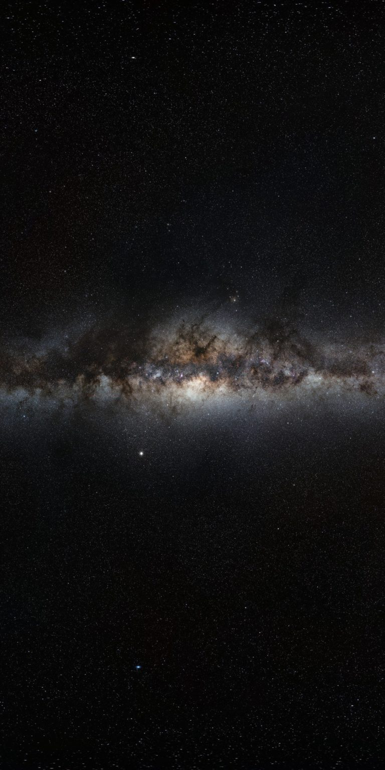 Galaxy View Wallpaper 1080x2160 768x1536