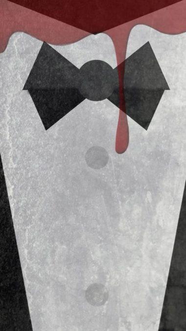 Gentleman Blood Minimalism Wide Wallpaper 1080x1920 380x676