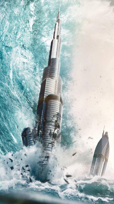 Geostorm 2017 Movie I1 Wallpaper 2160x3840 380x676