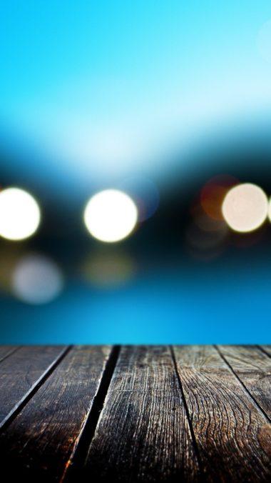 Glare Background Blur Dark 380x676