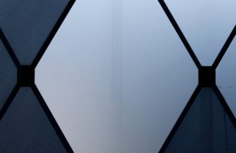 Glass Texture Shapes Wallpaper 2160x3840 340x220