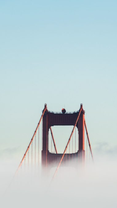 Golden Gate Bridge Ix Wallpaper 1080x1920 380x676