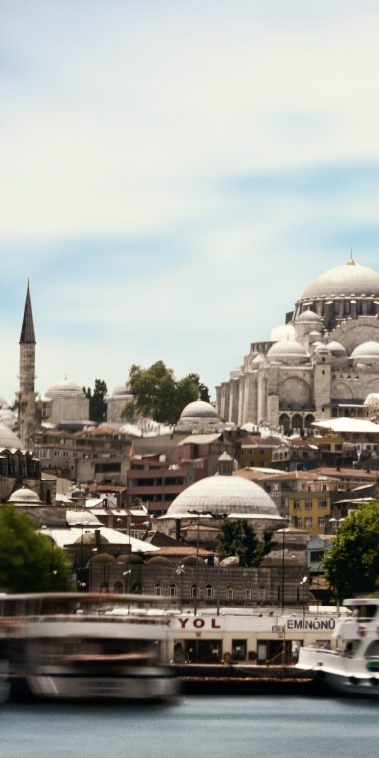 Istanbul Wallpaper 1080x2160 768x1536