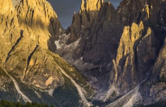 Italy Nature Mountains Dolomites 340x220