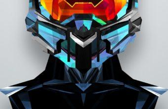 Justin Maller Art Line Helmet 340x220