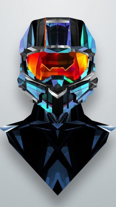 Justin Maller Art Line Helmet 380x676