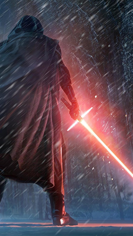 Kylo Ren Star Wars Wallpaper 1080x1920 768x1365