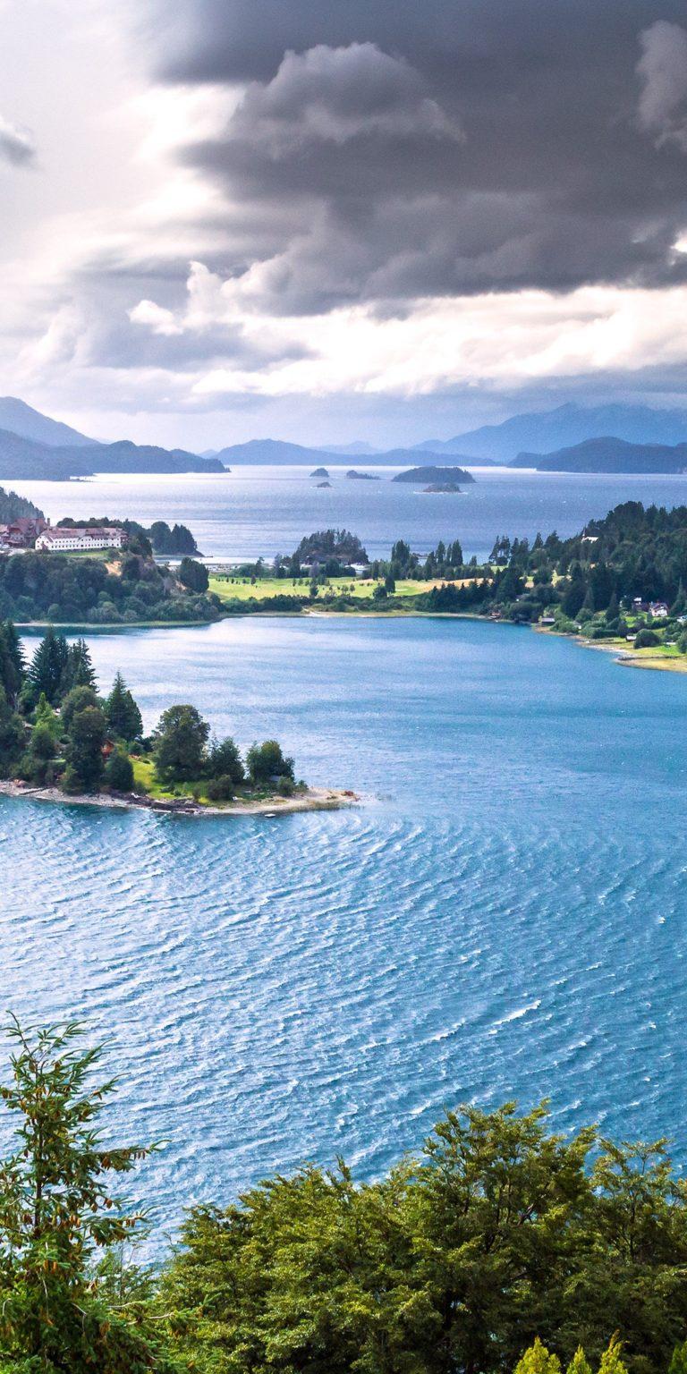 Lake View Wallpaper 1080x2160 768x1536