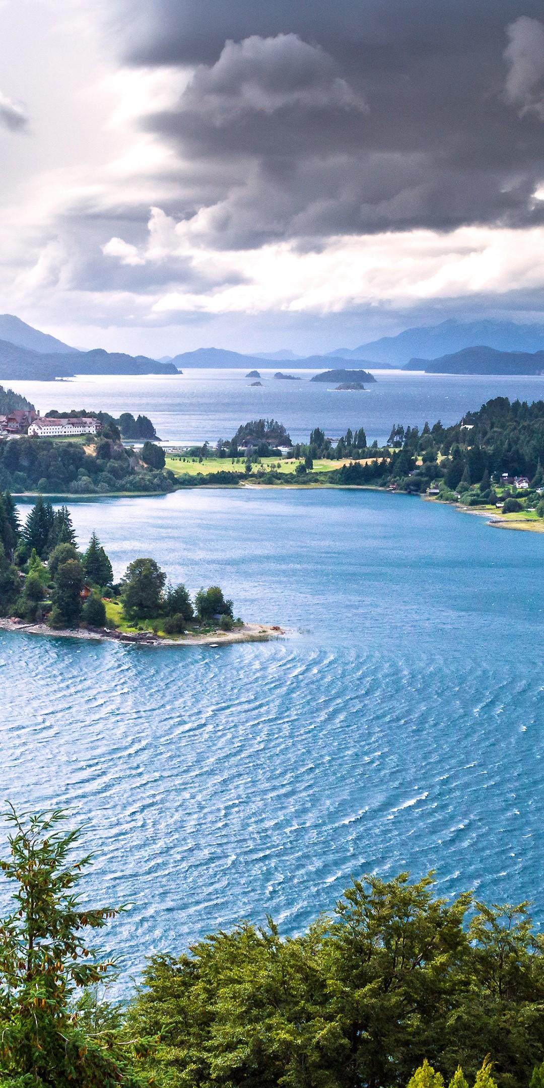 Lake View Wallpaper 1080x2160