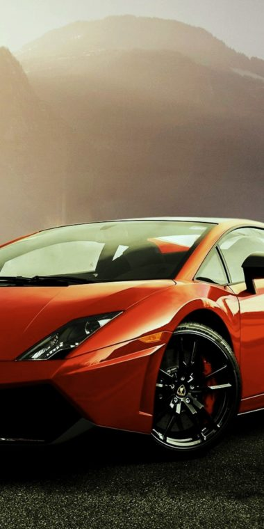 Lamborghini Gallardo Wallpaper 1080x2160 380x760