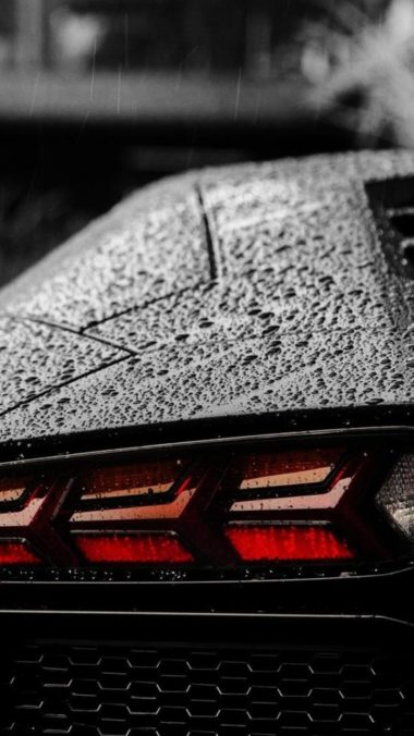 Lamborghini Tail Light Wallpaper 1080x1920 380x676