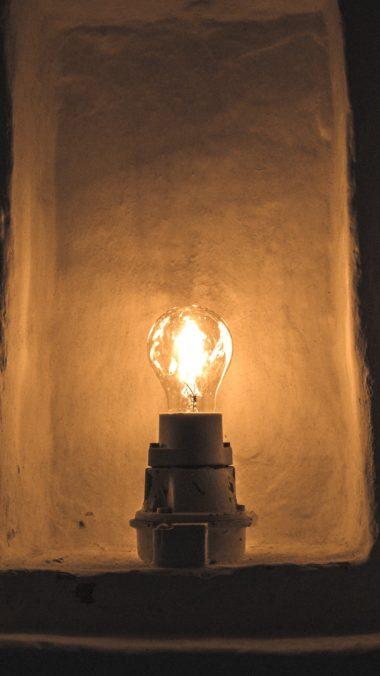 Lamp Lighter Lighting Wall Wallpaper 2160x3840 380x676