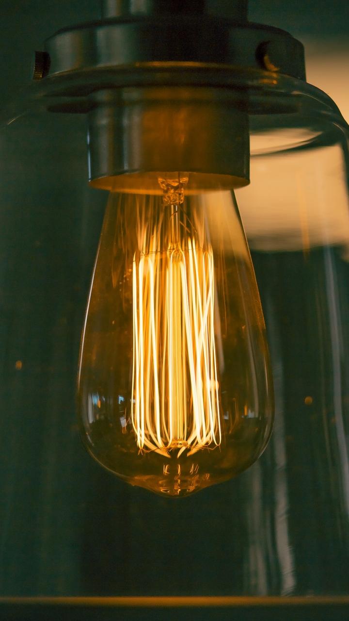 Lamp Lighting Electricity Wallpaper 720x1280