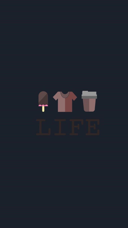 Life Minimalism Image Wallpaper 1080x1920 768x1365