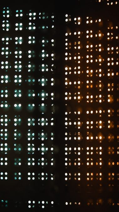 Light Grid Dark Wallpaper 720x1280 380x676