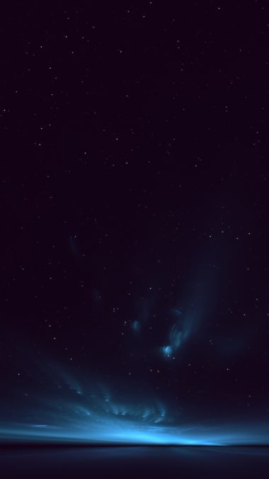 Light Sky Stars Background 380x676