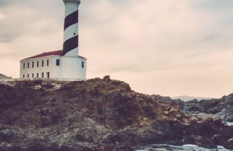 Lighthouse Ocean Coast 63 Wallpaper 1080x1920 340x220