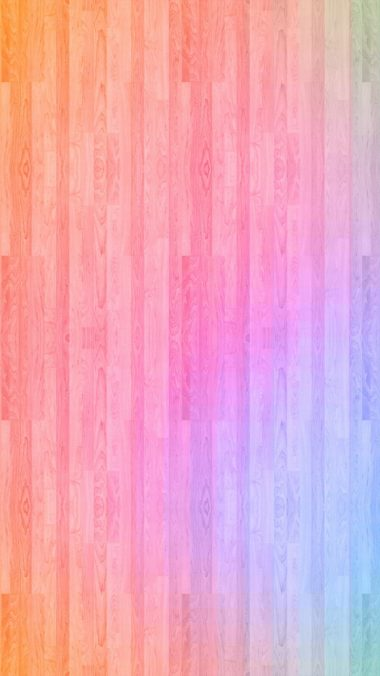 Lines Vertical Rainbow Background 380x676