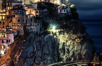 Manarola Wallpaper 1080x2160 340x220
