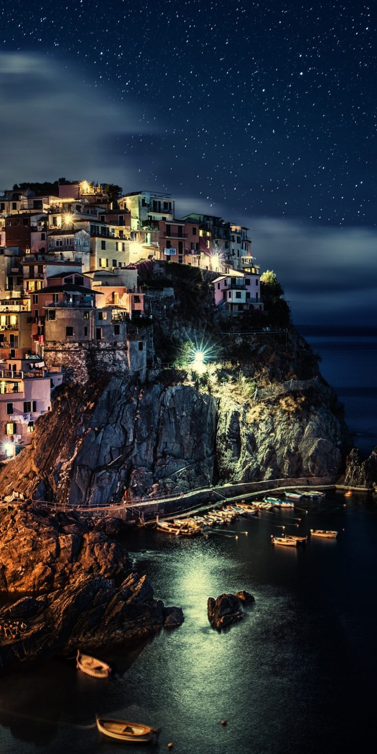 Manarola Wallpaper 1080x2160 768x1536