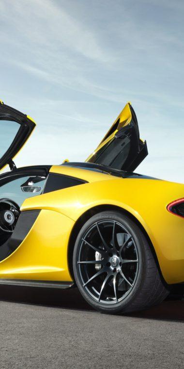 McLaren Wallpaper 1080x2160 380x760