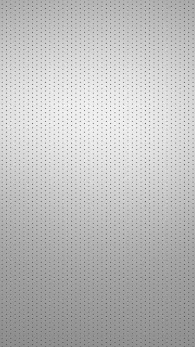 Mesh Points Background Silver 380x676