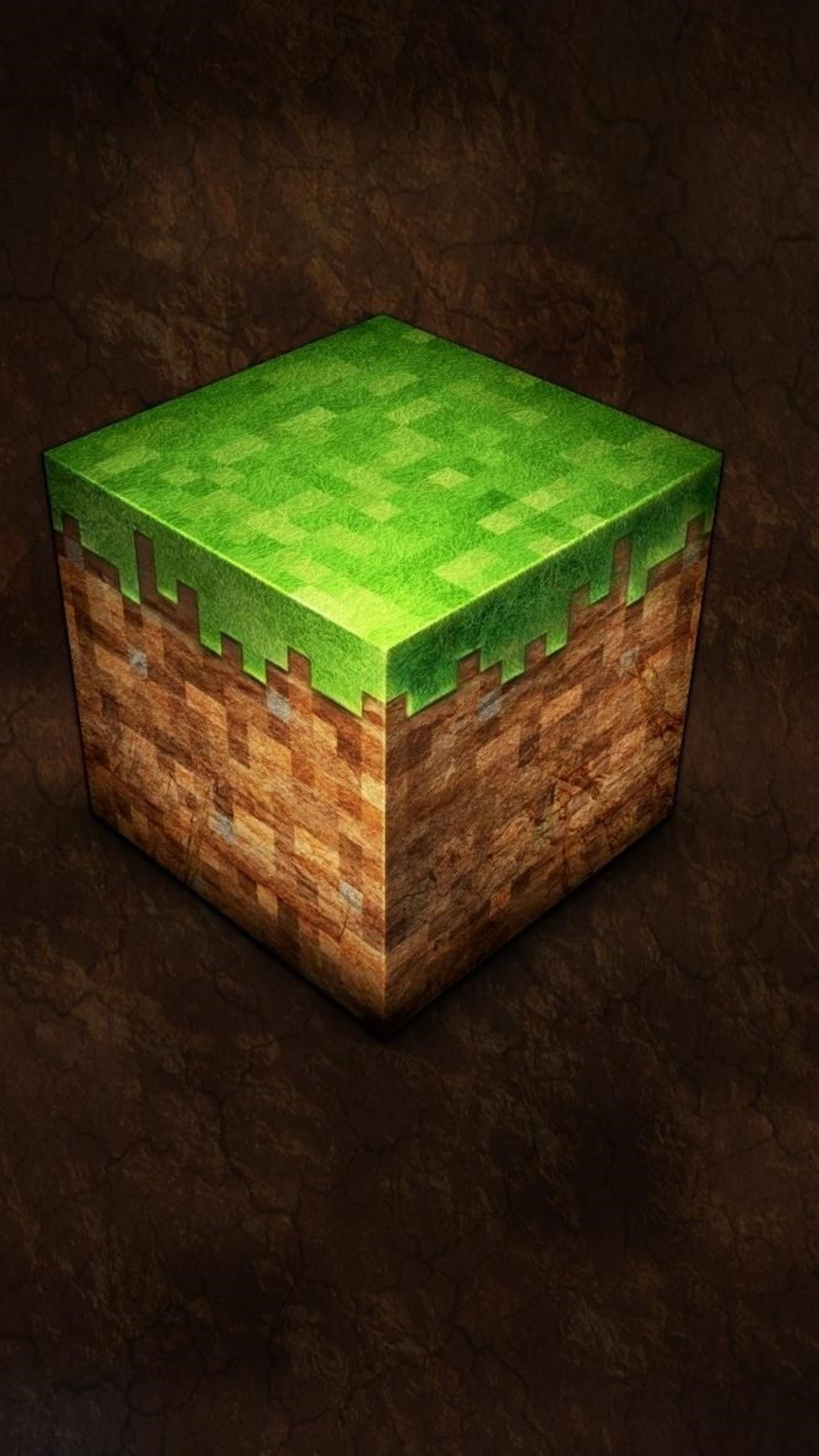 Must see Wallpaper Minecraft Samsung - Minecraft-Video-Game-Hd-Wallpaper-2160x3840  Trends_259951.jpg