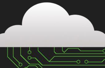 Minimalism Technology Cloud Wallpaper 720x1280 340x220