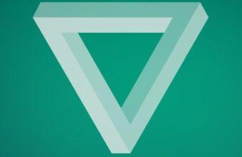 Minimalism Triangle Wallpaper 720x1280 340x220