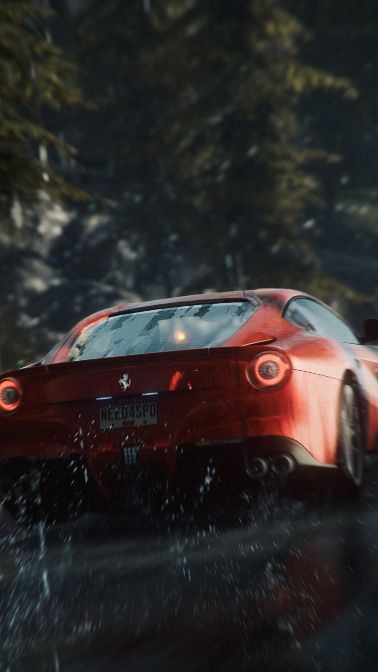 Need For Speed Rivals 2n Wallpaper 2160x3840 768x1365