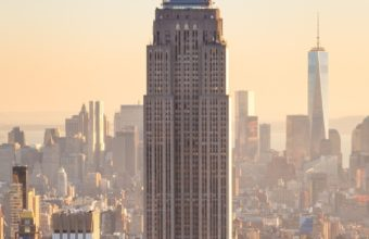 New York City Buildings At Day Sunlight A6 Wallpaper 720x1280 340x220