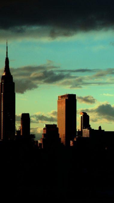 New York Empire State Building Manhattan 380x676