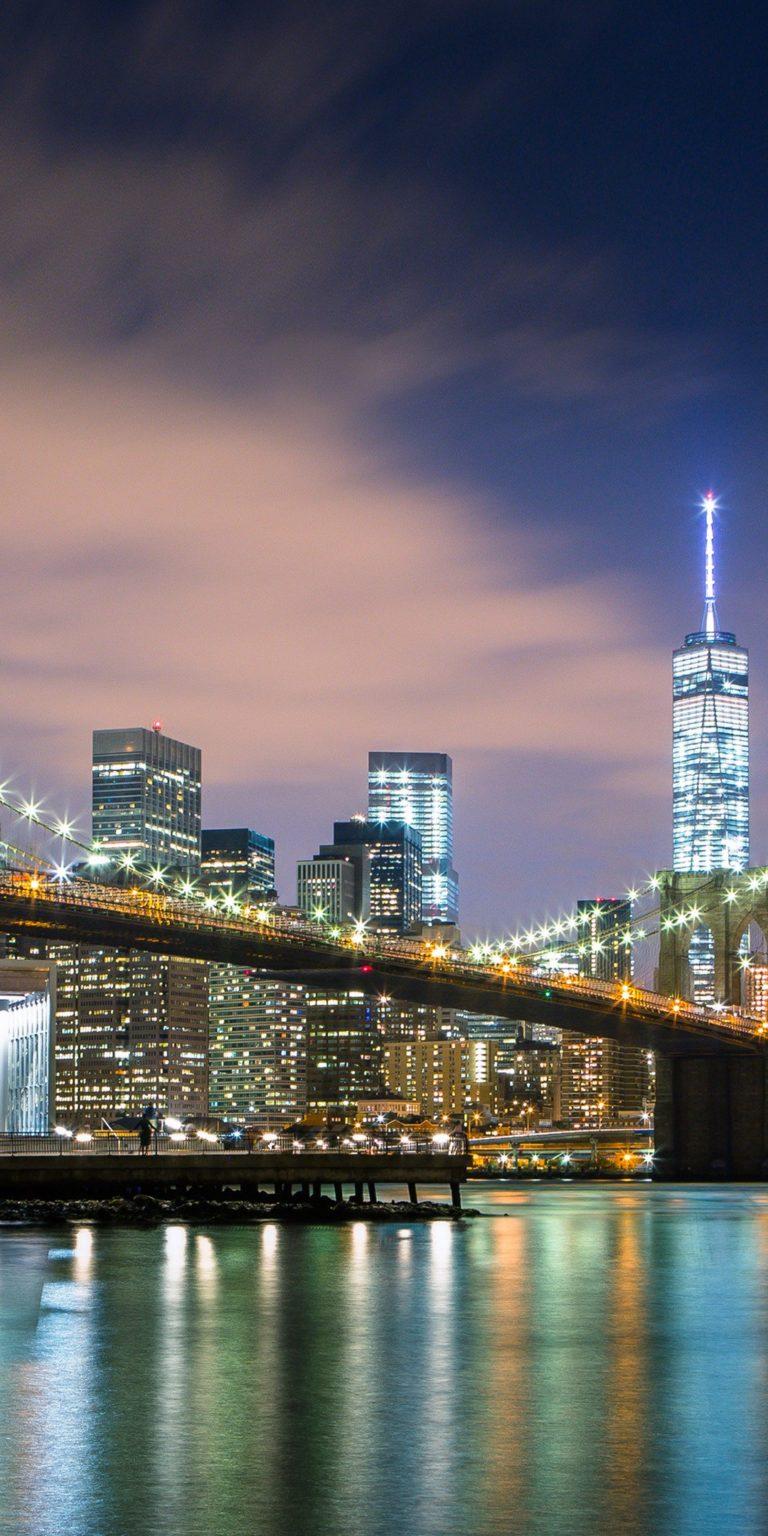New York Ultra HD Wallpaper 1080x2160 768x1536