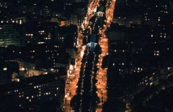 Night City Night Buildings Wallpaper 720x1280 340x220