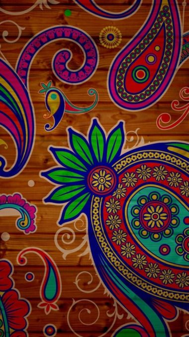 Pattern Texture Background Colorful 380x676