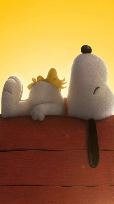 Peanuts Movie 2015 Wallpaper 720x1280 380x676