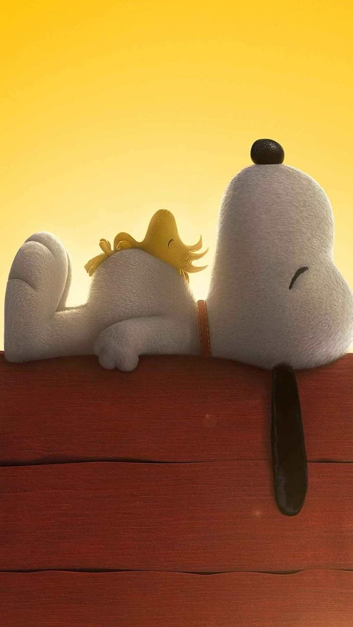 Peanuts Movie 2015 Wallpaper 720x1280